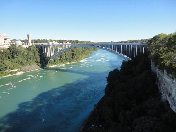 Rainbow Bridge Chutes du Niagara