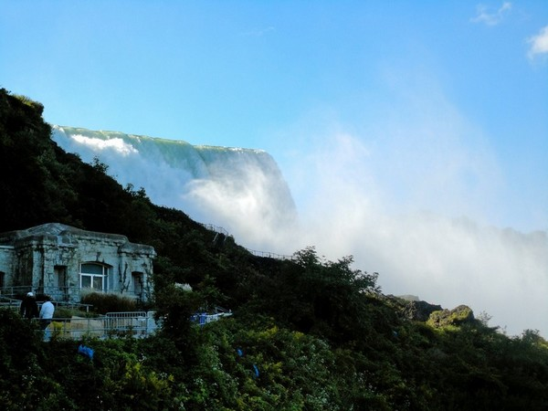 Observation Tower Chutes du Niagara