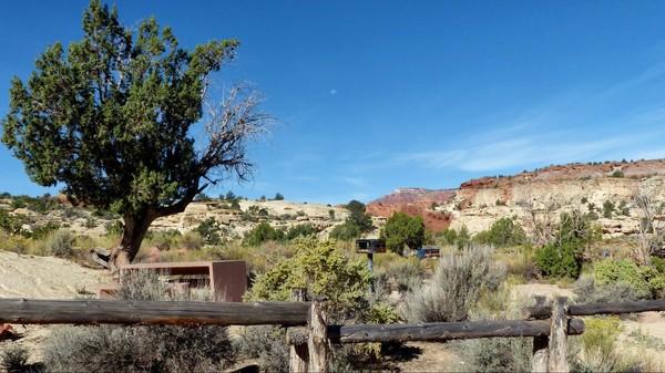 Tables de pique-nique Old Paria Movie Set Utah