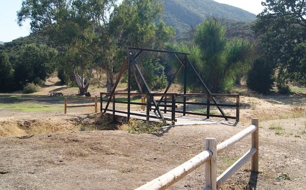 Pont Paramount Ranch