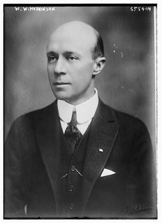 W. W. Hodkinson, fondateur de la Paramount Pictures Corporation