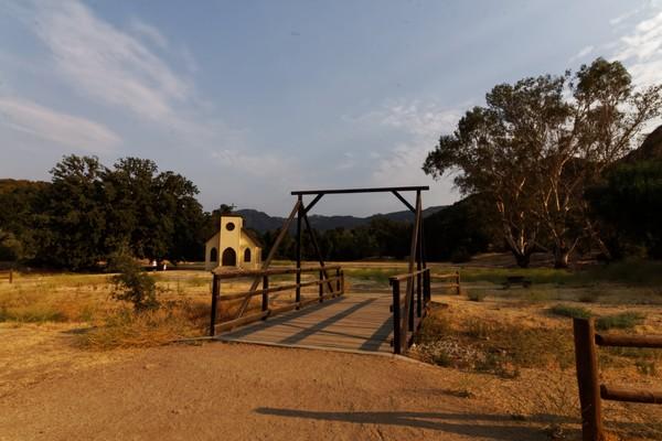 Église Paramount Ranch