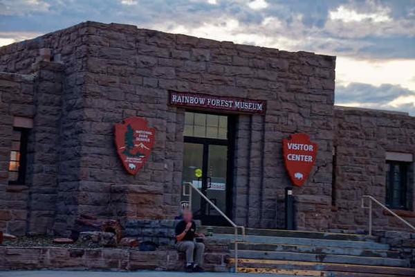 Rainbow Forest Museum & Visitor Center Arizona