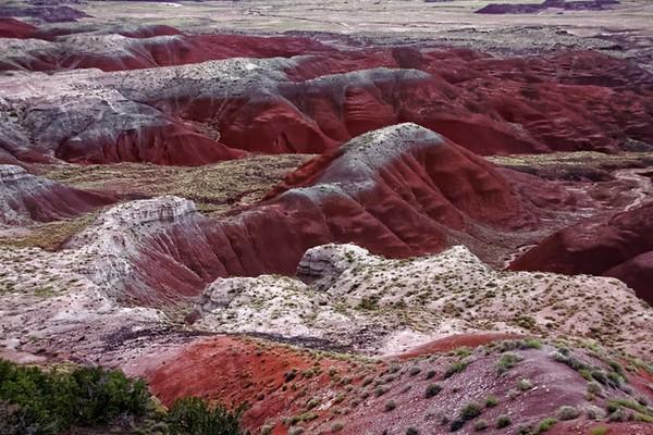 Tawa Point Painted Desert Arizona