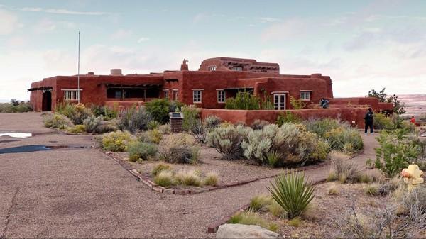 Painted Desert Inn Arizona