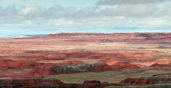 Pintado Point Painted Desert Arizona