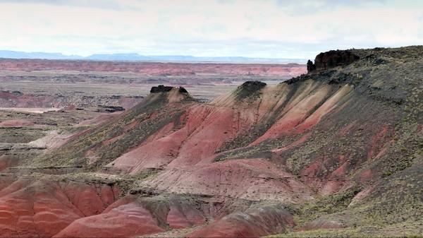Nizhoni Point Painted Desert Arizona