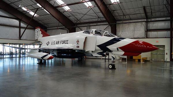 McDonnell Douglas F-4 Phantom Pima Air Space Museum