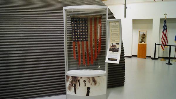 D Day US Flag Pima Air Space Museum Tucson