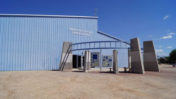 Dorothy Finly Space Gallery Pima Air Space Museum Tucson