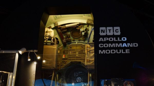 Module de commande Apollo Pima Air Space Museum Tucson