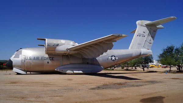 Boeing US Air Force Pima Air Space Museum Tucson