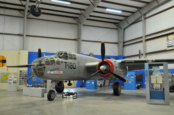 Mitchell B-25 Pima Air Space Museum Tucson