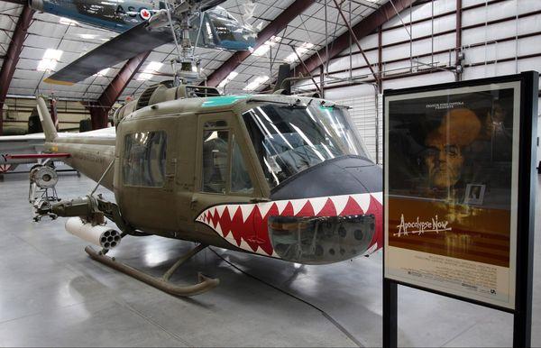 Bell UH 1M Pima Air Space Museum Tucson