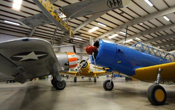 Pima Air Space Museum Tucson Hangar 4