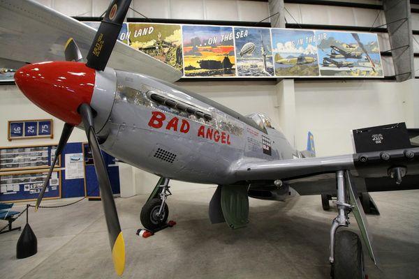 P-51 Mustang Pima Air Space Museum Tucson