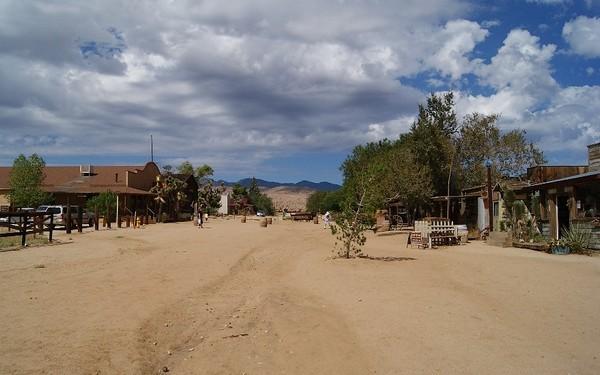Main Street Pioneertown