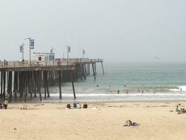 Pismo Beach Californie