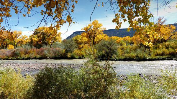 Rancho Abiquiu Ditch Nouveau-Mexique