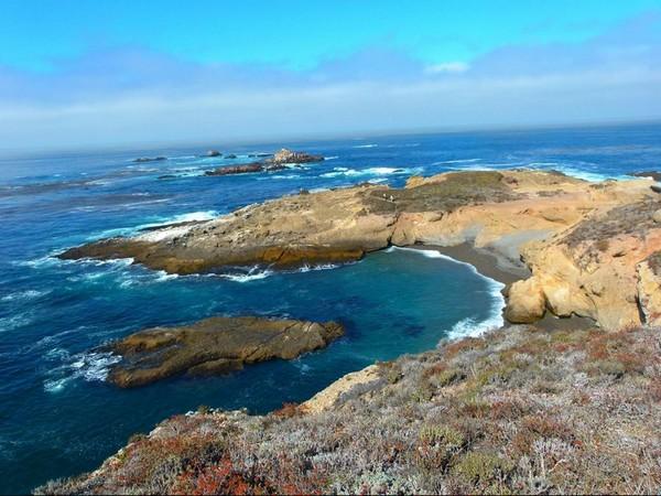 Sea Lion Point Trail Point Lobos