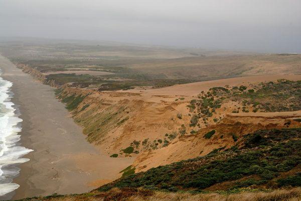 Dunes Point Reyes