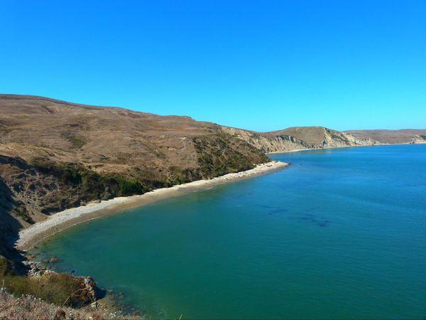 Drakes Bay Point Reyes National Seashore