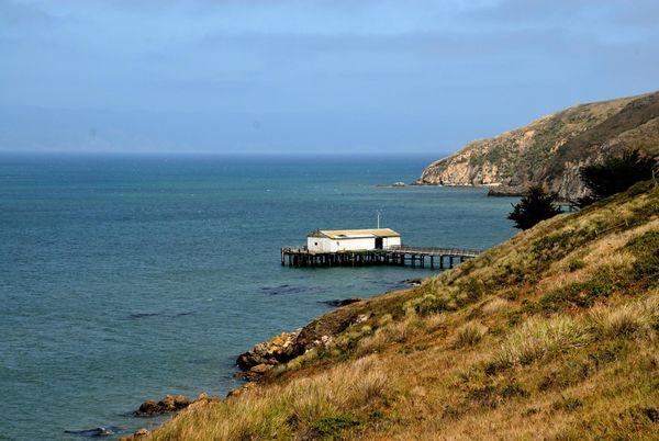 Historic Life Boat Station Point Reyes National Seashore