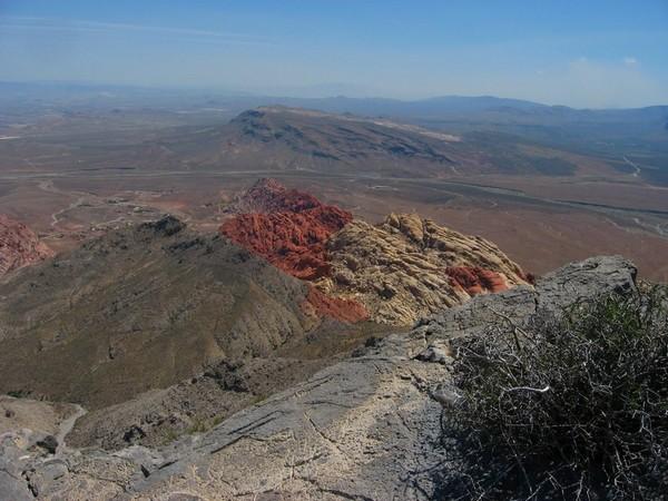 Au sommet du Turtlehead Peak