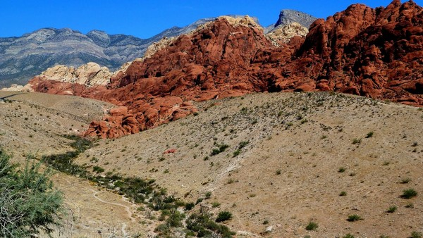 Calico Hills Red Rock Canyon