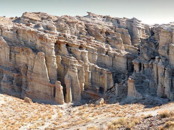 Hoodoos Sur Hagen Trail Red Rok Canyon
