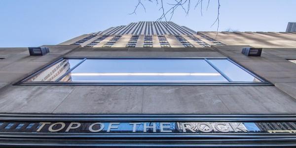 Rockefeller Center Manhattan New York