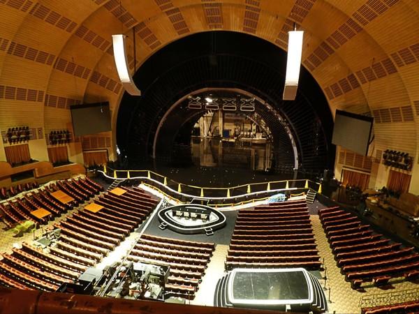 Salle Radio City Music Hall New York