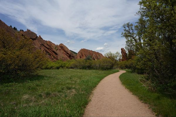 Fountain Valley Loop Trail