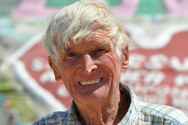 Leonard Knight 2009