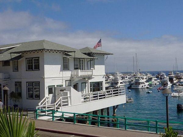 Port d'Avalon Santa Catalina Island