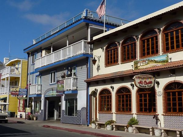 Avalon Santa Catalina Island Californie