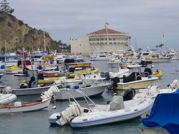 Catalina Casino Avalon Santa Catalina Island