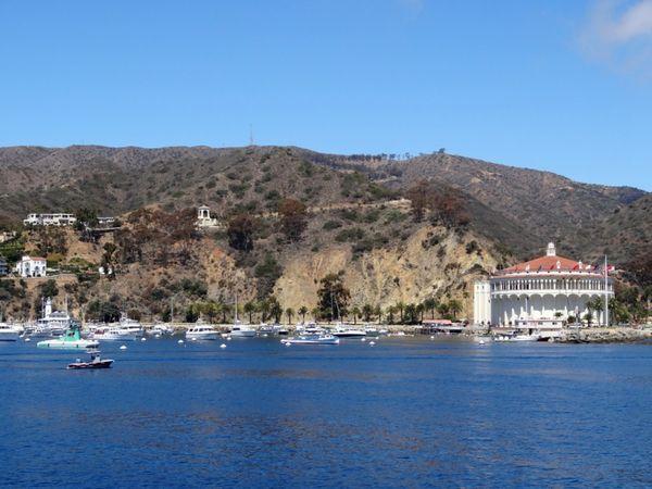 Casino d'Avalon Santa Catalina Island