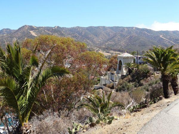 Catalina Chimes Tower Santa Catalina Island