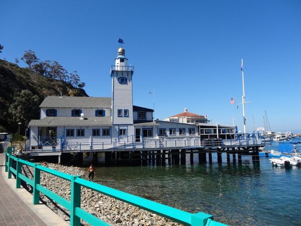 Lieu de tournage de Chinatown Santa Catalina Island