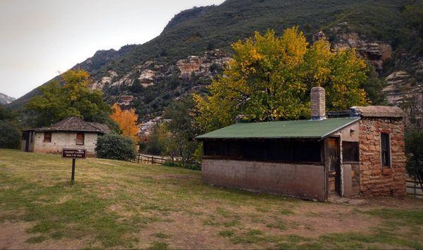 Cabins pour les touristes