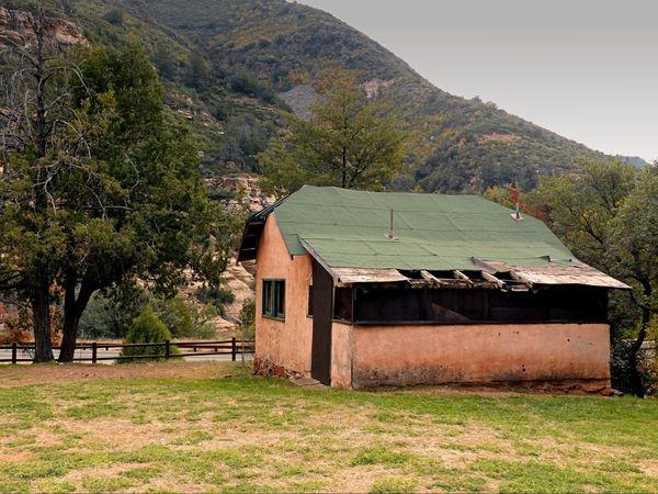 Cabin pour les touristes