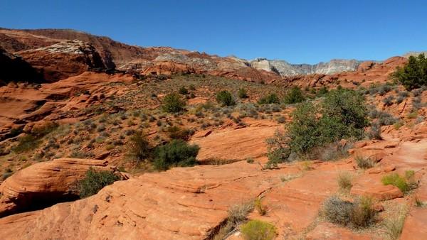 Hidden Pinyon Trail Utah