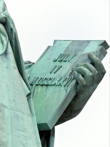 Tablette de la Statue de la Liberté