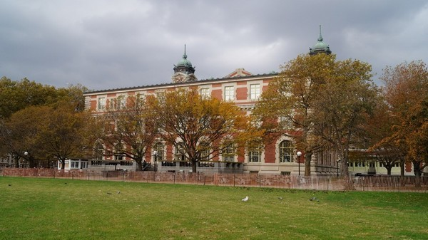 Musée national de l'immigration Ellis Island New York USA