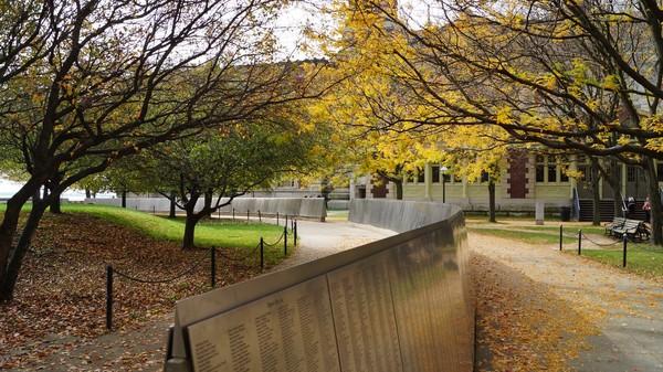 Memorial de Ellis Island