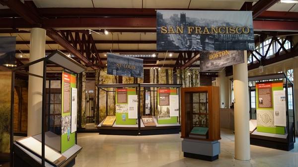 Musée de l'immigration Ellis Island