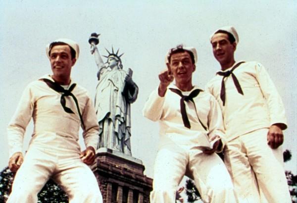 Film Un jour à New York