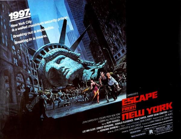 Affiche film New York 1997