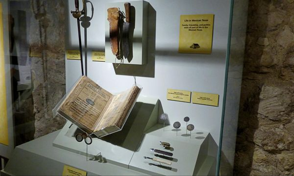 Long Barrack Museum The Alamo San Antonio